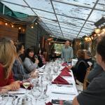 """ Great Wine and Food Pairing Dinner!"""