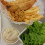 Фотография Off the Hook Fish and Chips