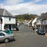 Dunster nearby