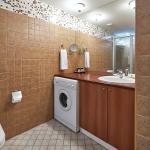 Bathroom at The Pendik Residence