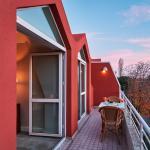 Balcony at The Pendik Residence