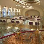 K+K Hotel Central, Prague, Breakfast Restaurant