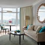 Langham Suite Sitting Room