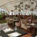 "Ресторан ""Boho"" на набережной Олимпийского парка"