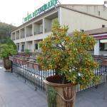 Foto de Hotel Restaurant La Porte des Cevennes