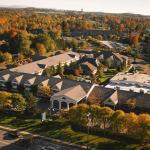 Doubletree Fall Aerial View