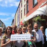 Winners of best street award