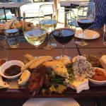 The wine platter