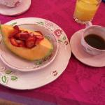 Foto de A Lady Winette Cottage Bed & Breakfast