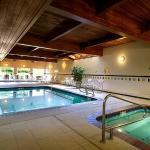 Indoor Pool & Whirlpool