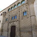 Façade du Palais de Jabalquinto