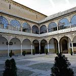 Cloître du Palais de Jabalquinto