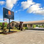 Begonia City Motor Inn is located on the Midland Highway