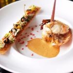 Make Your Day With Poached Baby Lobster