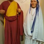 Dalai lama and Mother Theresa