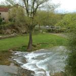 vue sur la rivière VERS