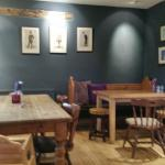 Bodkin dining area