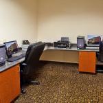 Business Center in full-service hotel in Augusta GA
