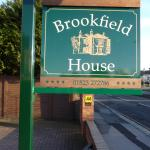 Brookfield House Sign