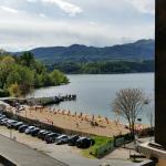 Vista dalle camere vista lago