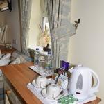 Tea/Coffee in all B&B Rooms
