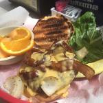 Dirty Cabana Burger