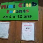 Mini-Club pour enfants