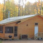 New cabin in 2015 - Cedar, 3 bedroom, 2 baths, fireplace and large screened in porch