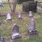 History lovers will really enjoy Oakwood Cemetary! It's like stepping back in time!