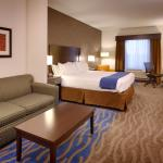 King Studio Suite-Holiday Inn Express & Suites, Overland Park, KS