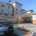 the hotel exteroir