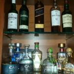 Great scotch and tequila selection!!