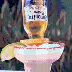 Margaritas Coronadas