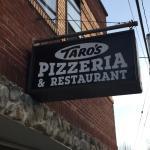 Taro's Restaurant resmi