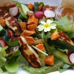 Salads at The Caff