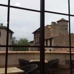 Outra vista do restaurante