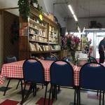 deli, italian market area