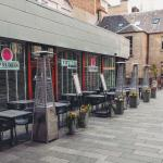 Tucked away in Virginia Court you'll find Cup Merchant City