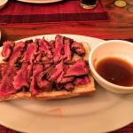 Steak Au Jus - simply awesome!