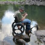 WOUNDED WARRIORS EVENT IN AUGUST, EVERYONE FISHES