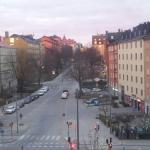 Window View - Vanadis Hotell & Bad Photo