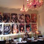 Ein sehr gemütliches Restaurant mit herrlichem französischem Interieur & Flair und toller Küche