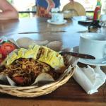 Frühstücksvariante