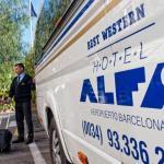 BEST WESTERN Alfa Aeropuerto Foto