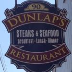 Dunlap's casual family dinning