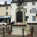 War Memorial Alfreton
