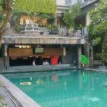 Pool - Champlung Mas Hotel Photo