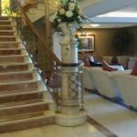 Killarney Plaza elegant lobby