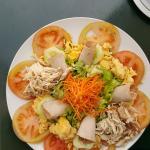 As nossas saladas