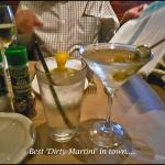 .. best 'dirty martini ' in town!